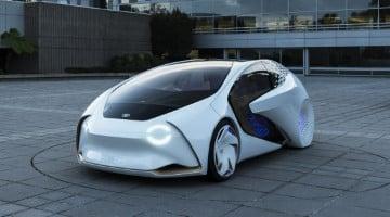 สินค้าไฮเทค 2020 นำเสนอพาหานะ รถยนต์ไฮเทค ที่จัดเต็มฟังค์ชั่นไอที ที่ทันสมัยที่สุด